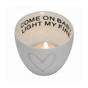 "Подсвечник ""Come On Baby Light My Fire""  в Орле"